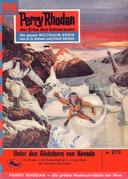 Perry Rhodan 273: Unter den Gletschern von Nevada (Heftroman)
