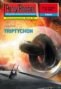 Perry Rhodan 2286: TRIPTYCHON (Heftroman)