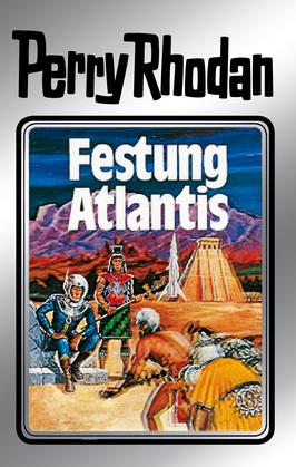 Perry Rhodan 8: Festung Atlantis (Silberband)