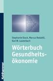 Wörterbuch Gesundheitsökonomie