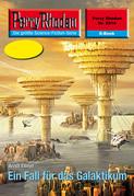 Perry Rhodan 2514: Ein Fall für das Galaktikum (Heftroman)