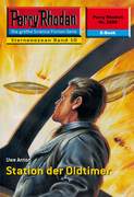Perry Rhodan 2209: Station der Oldtimer (Heftroman)