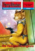 Perry Rhodan 2397: Die Halbspur-Changeure (Heftroman)
