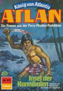 Atlan 311: Insel der Kannibalen (Heftroman)