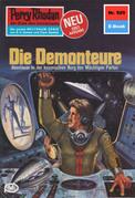 Perry Rhodan 929: Die Demonteure (Heftroman)