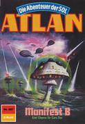 Atlan 607: Manifest B (Heftroman)