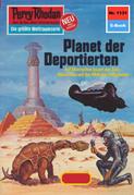 Perry Rhodan 1131: Planet der Deportierten (Heftroman)