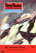 Perry Rhodan 295: Der verlorene Planet (Heftroman)