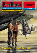 Perry Rhodan 2208: Agentennest Hayok (Heftroman)