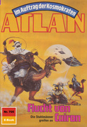 Atlan 705: Flucht von Cairon (Heftroman)