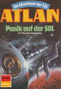 Atlan 657: Panik auf der SOL (Heftroman)