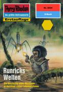 Perry Rhodan 2034: Runricks Welten (Heftroman)