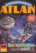 Atlan 681: Das Spielhöllenschiff (Heftroman)