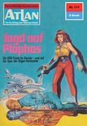 Atlan 111: Jagd auf Plophos (Heftroman)