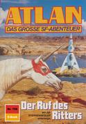 Atlan 758: Der Ruf des Ritters (Heftroman)