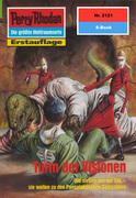 Perry Rhodan 2121: Turm der Visionen (Heftroman)