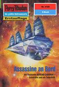 Perry Rhodan 2120: Assassine an Bord (Heftroman)