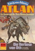 Atlan 374: Die Verliese von Oth (Heftroman)