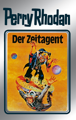 Perry Rhodan 29: Der Zeitagent (Silberband)