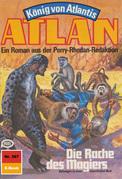 Atlan 387: Die Rache des Magiers (Heftroman)