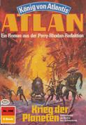 Atlan 398: Krieg der Planeten (Heftroman)