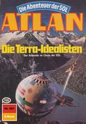 Atlan 501: Die Terra-Idealisten (Heftroman)