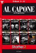 Al Capone Staffel 2 - Kriminalroman