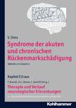 Syndrome der akuten und chronischen Rückenmarkschädigung