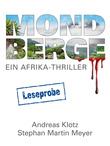 MONDBERGE Leseprobe