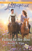 Falling for Her Boss (Mills & Boon Love Inspired) (Rosewood, Texas, Book 9)