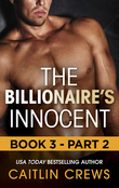 The Billionaire's Innocent - Part 2 (Mills & Boon M&B) (The Forbidden Series, Book 3)