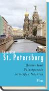 Lesereise St. Petersburg