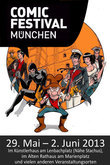 Comicfestival München Programmheft