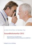 Gesundheitsmonitor 2013