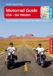 Motorrad Guide USA - der Westen