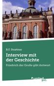 Interview mit der Geschichte