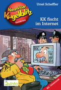 Kommissar Kugelblitz 17. KK fischt im Internet