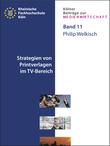 Strategien von Printverlagen im TV-Bereich