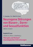Neurogene Störungen von Blasen-, Darm- und Sexualfunktion