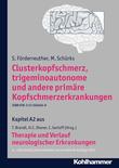 Clusterkopfschmerz, trigeminoautonome und andere primäre Kopfschmerzerkrankungen