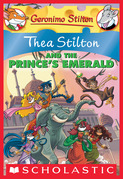 Thea Stilton and the Prince's Emerald