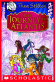 Thea Stilton Special Edition: The Journey to Atlantis