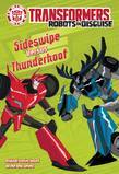 Transformers Robots in Disguise: Sideswipe Versus Thunderhoof