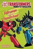 Transformers Robots in Disguise: Sideswipe Versus Thunderhoof