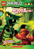LEGO Ninjago: Snake Attack! (Chapter Book #5)