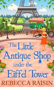 The Little Antique Shop Under The Eiffel Tower