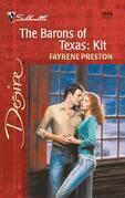 Fayrene Preston - The Barons of Texas: Kit