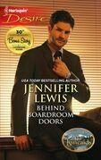 Jennifer Lewis - Behind Boardroom Doors