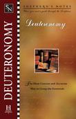 Shepherd's Notes: Deuteronomy