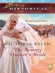 Victoria Bylin - The Bounty Hunter's Bride